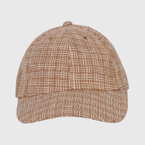 JUTATIP : 100% hand woven cotton hat with natural dyed. Size 10x7.5cm