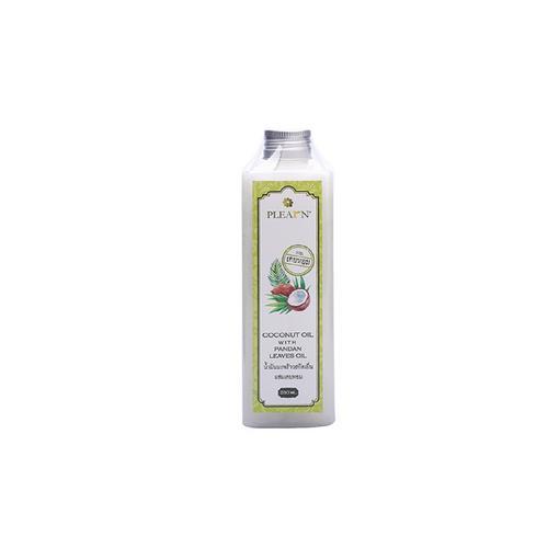 PLEARN (SPA) Coconut Oil With Pandan Leaves Oil 250ML.