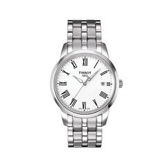 TISSOT Classic Dream Gent Steel 38mm (White Dial)