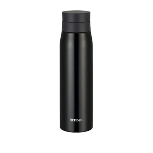 TIGER Stainless Steel Vacuum Bottle 600 ml. MCY - Black