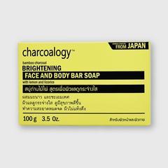 Charcology 白肤皂 100g.