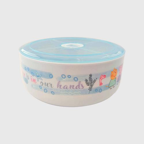PEPPA PIG Microwave Cup - Blue