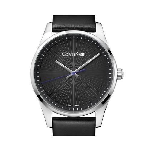 CALVIN KLEIN Steadfast Black 40mm