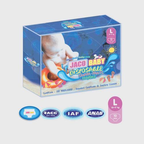 Jaco baby disposable swimpant size L 10 pcs