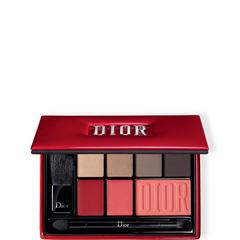 迪奥 Ultra Dior Fashion Palette #Be Intense