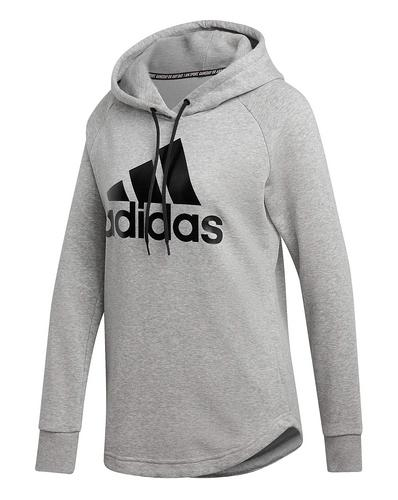 ADIDAS WOMEN MUST HAVES BADGE OF SPORT HOODIE - SIZE M