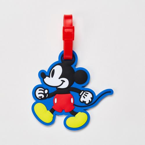 Disney Mickey Mouse Walk Luggage tag
