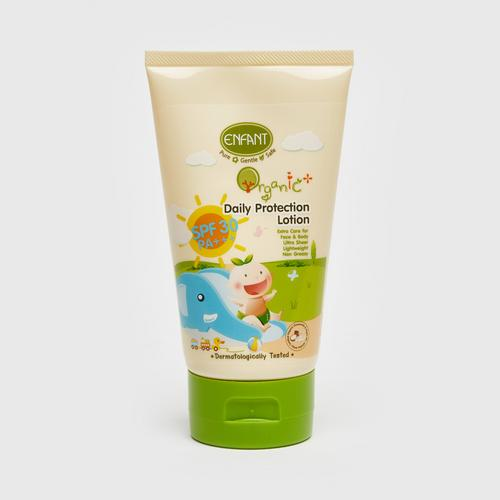 Enfant Organic Plus Daily Protection Lotion