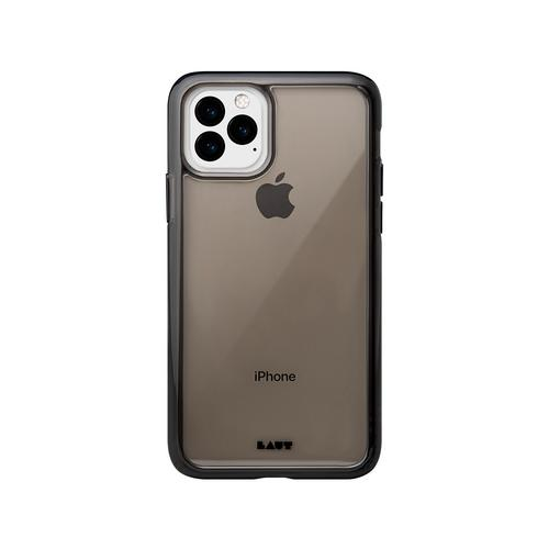 LAUT iPhone 11 Crystal-X - Clear Black