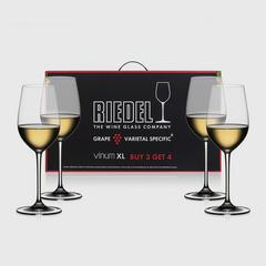 Riedel Value Gift Packs Vinum XL Pay 3 Get 4 Riesling Grand Cru