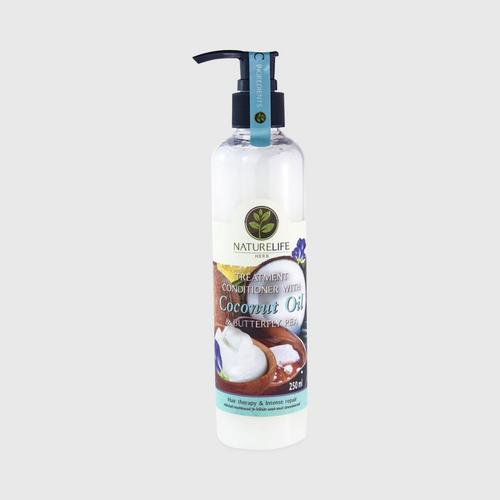 Nature Life Herb / Treatment Conditioner With Coconut Oil/ 250ml.