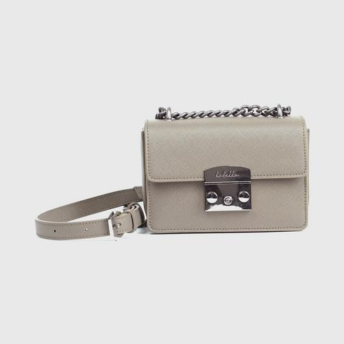 LABELLA LUNA SHOULDER BAG - SMOKE GREY