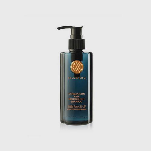 HARNN Cymbopogon Hair Nourishment Shampoo with Certified Organic Olive Oil 230 ml.