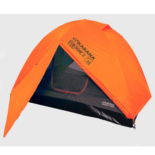 KARANA Eco Dome Cool - 2 ORANGE