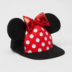 Disney Girl Cap Minnie with Bow & Ears