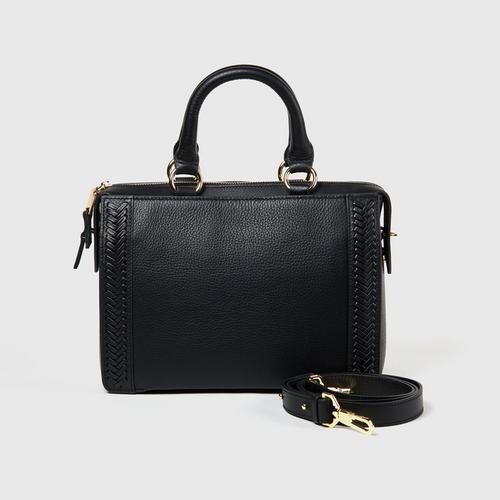 Longlai Top Handle Black Colour