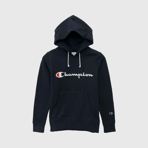 CHAMPION Women Basic Sweatshirt Navy - Size M