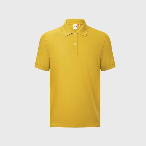 GQ PerfectPolo™  Polo - Yellow size 39/40