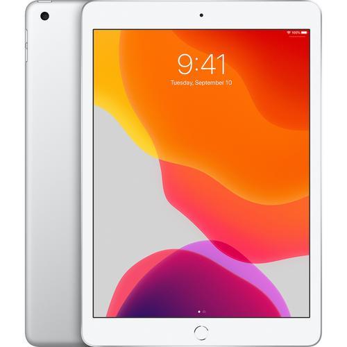 苹果 (Apple) iPad 10.2 无线局域网 + 蜂窝网络机型(Wifi+Cellular) - 银色