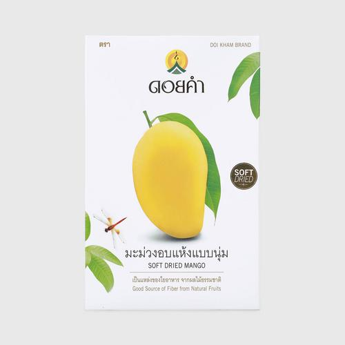 DOI KHAM Soft dried mango 100 G.