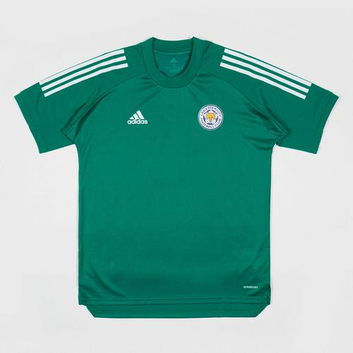 Leicester City Football Club CON20 TR JSY GLORY Green/White Colour Size S