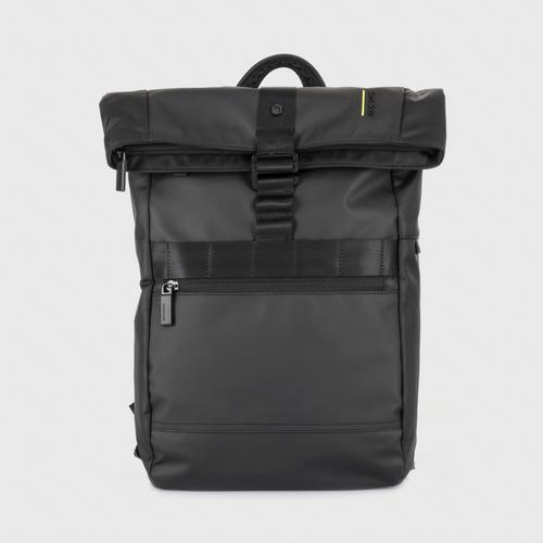新秀丽 SAMSONITE VANGARDE ROLLTOP BACKPACK双肩包 - 黑色