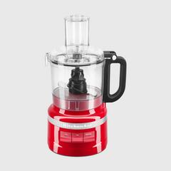 KitchenAid Food Processor 7 Cup - Empire Red
