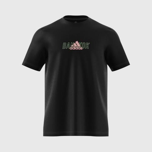 ADIDAS BK City Lines size -L BLACK UK