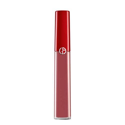 乔治·阿玛尼 GIORGIO ARMANI「传奇红管」 臻致丝绒哑光唇釉 - 501 玫瑰豆沙 Casual Pink