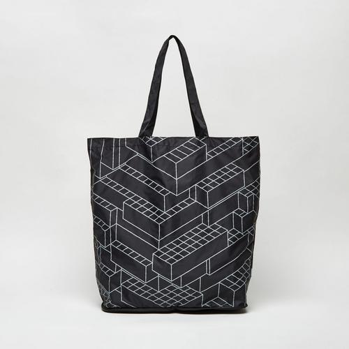 Mahanakhon SkyWalk Line Graphic Foldable Bag