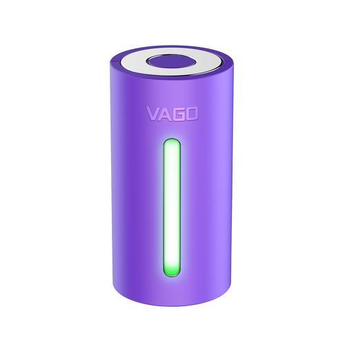 VAGO Portable Vacuum - Purple (Free Vacuum Bag Size M 1 Piece)