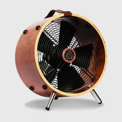 "VENZ ""Wooden Fan In Style"" 12 Inch - Cherry"