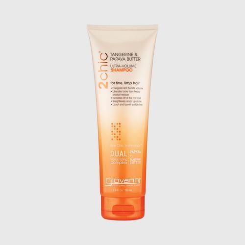Giovanni 2Chic® Ultra-Volume 柑橘 &木瓜黄油洗发水 250ml