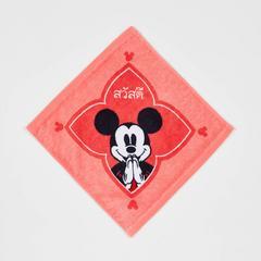 Disney Sawasdee Face Towel - Pink
