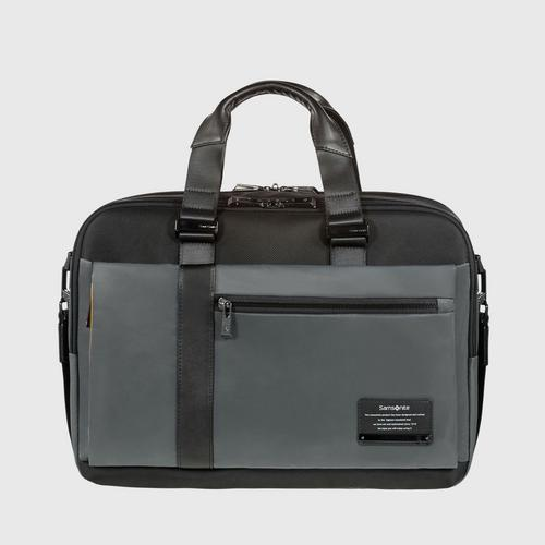 "新秀丽 SAMSONITE OPENROAD BAILHANDLE 手提包 15.6"" EXP ECLIPSE GREY"