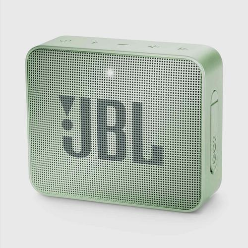JBL GO 2 Portable Bluetooth Speaker (Mint)
