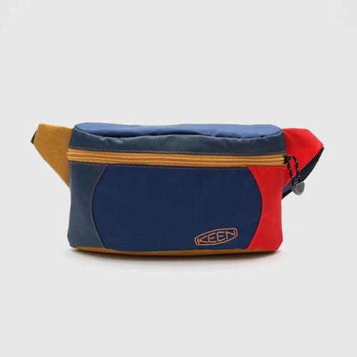 KEEN 1024361 HARVEST WAIST BAG M (MULTI5) -NAVY US