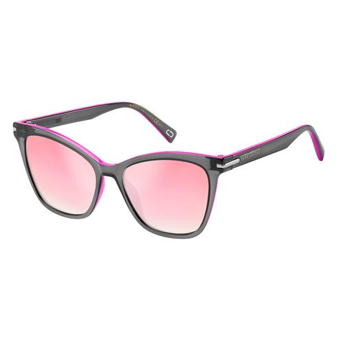 马克·雅可布 (MARC JACOBS) 太阳眼镜 Marc 223/S Shnyblack Shiny Black Fuchsia Optyl 54mm