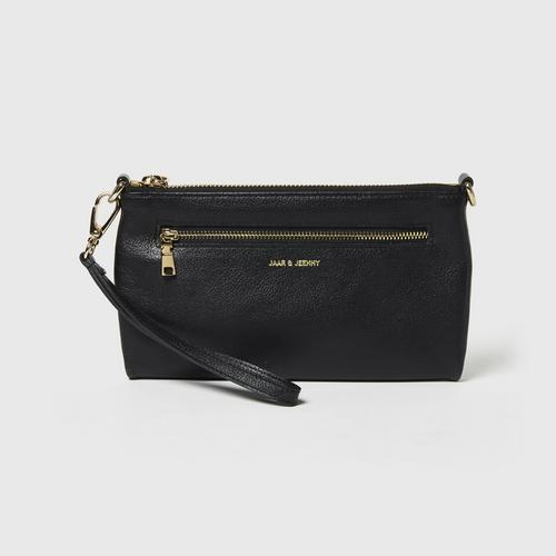 JAAR & JEENNY CROSS BODY - BLACK