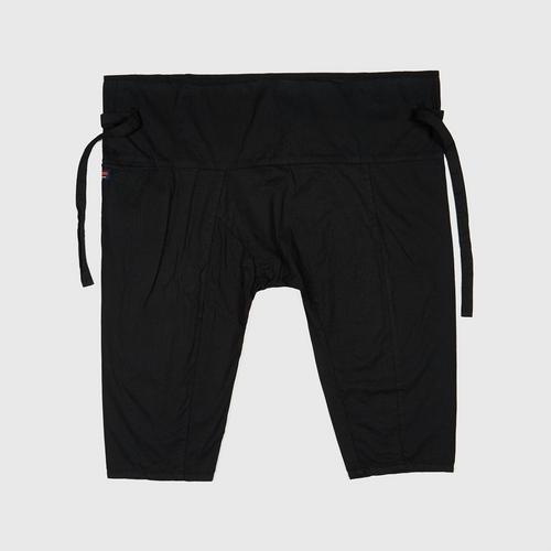MOTTOM PANTS BLACK  FREE SIZE
