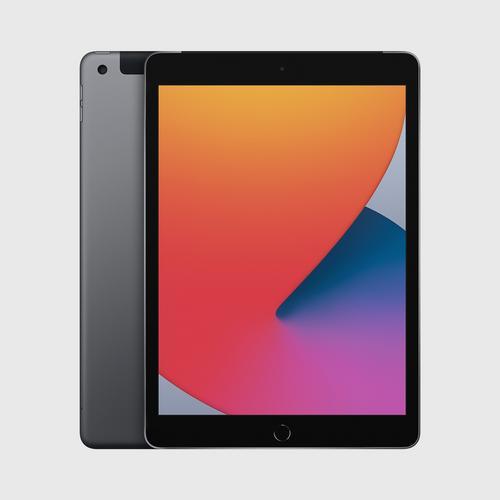 Apple iPad 8 (Wi-Fi + Cellular) Space Gray (32 GB)