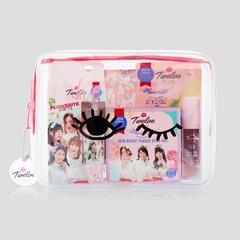 Twelve Plus BNK48 Beauty set 230g. In Hello Gorgeous Bag