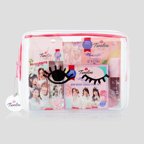 Twelve Plus BNK48 Beauty set 230g. In Hello Gorgeous Bag