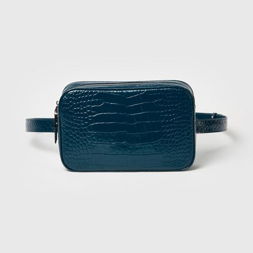 Longlai Mini BOI Belt Bag Navy Colour
