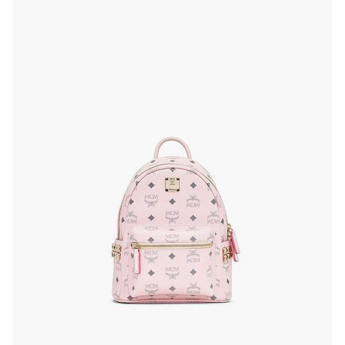 MCM Mini Stark Backpack in Visetos