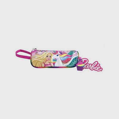 BARBIE ACCESSORY POUCH - PINK