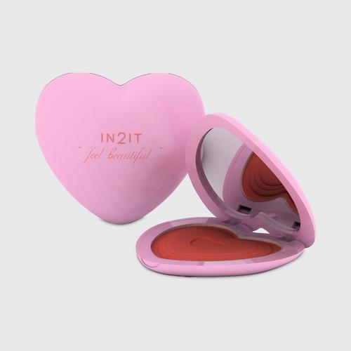 IN2IT Mini Heart Brush On PVB02 (be my bae) 7.5g