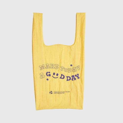 MAHANAKHON Shopping Bag - Good Day / Yellow