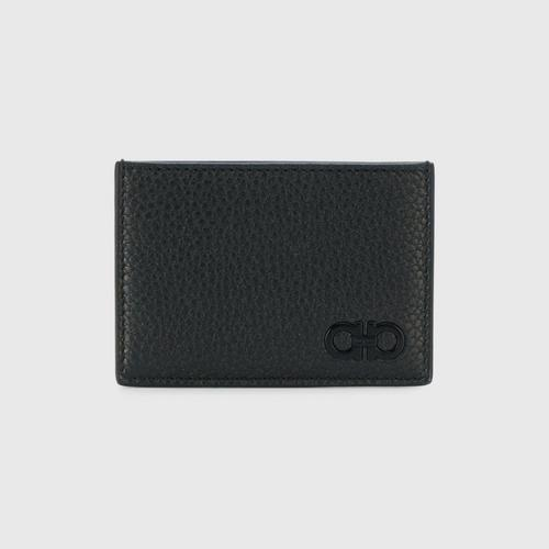 SALVATORE FERRAGAMO Gancini Credit Card Holder