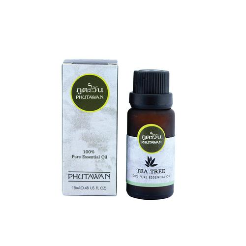 Phutawan Essential Oil  Tea  tree    15 ml